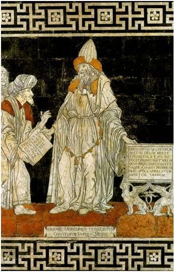 Viaggio tra Kabbalah, alchimia, tarocchi e grandi sapienti a Siena