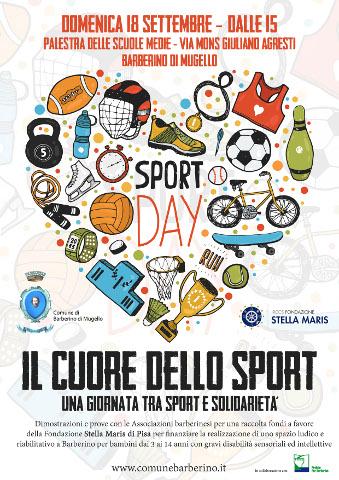 Il cuore dello sport: giornata tra sport e solidarietà a Barberino