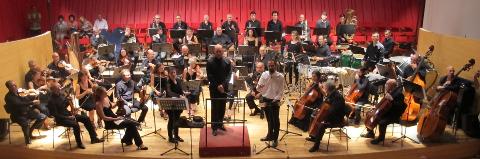 "L'Orchestra Sinfonica Abruzzese protagonista a ""Materadio 2016"""