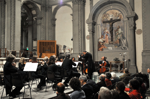 """Night of the American Stars"":  concerto a Firenze"