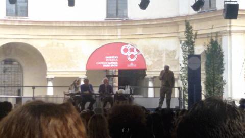 Daniel Pennac, Stefano Benni e Alberto Rollo