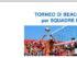 Torneo Aics di Beach Volley 2016-2017 a Firenze