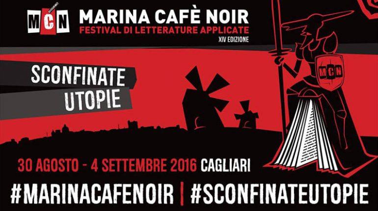 locandina di marina café noir 2016