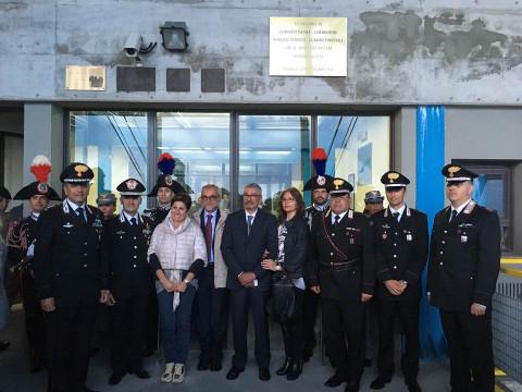 L'omaggio sul Gran Sasso a due vittime dell'Operazione Quercia
