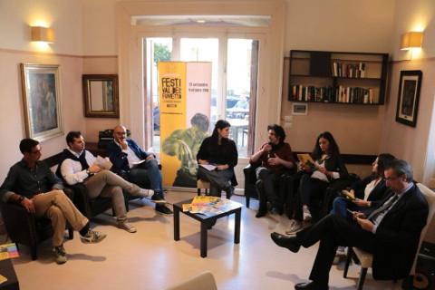 presentazione del Festival del fumetto 2016 a Cosenza