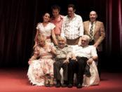 la compagnia Il Grillo nella commedia casa nova vita nova