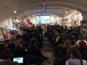 conferenza di presentazione lucca comics and games 2016