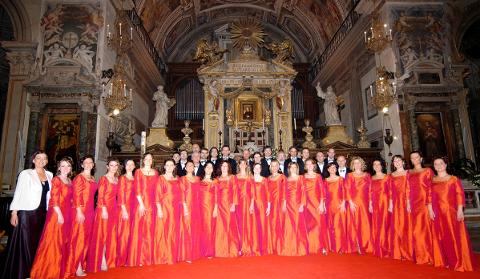 Il Coro Santa Cecilia di Firenze in concerto a Siena