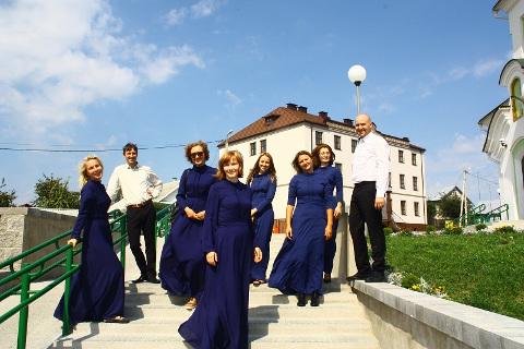 Concerto Coristico Sardo-Bielorusso per Amatrice a Cagliari
