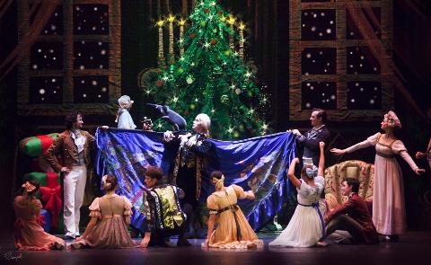 Il Ballet of Moscow ne Lo schiaccianoci