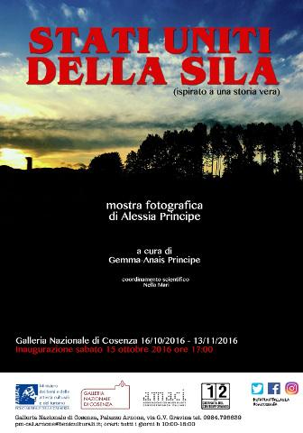 Stati uniti della Sila: mostra fotografica di Alessia Principe a Cosenza