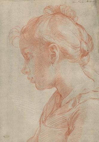 Ritratto di giovinetta di Ubaldo Gandolfi