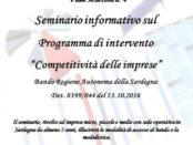 seminarioa cagliari su competitivita delle imprese