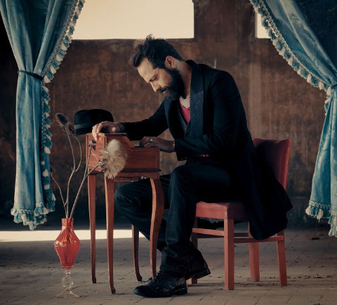 """Luci e Ombre"", album d'esordio di Giuseppe Ricca"