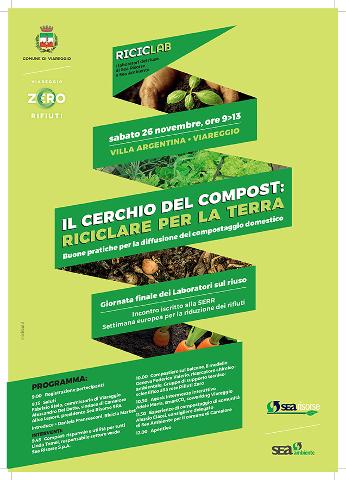 convegno Il cerchio del compost a Viareggio