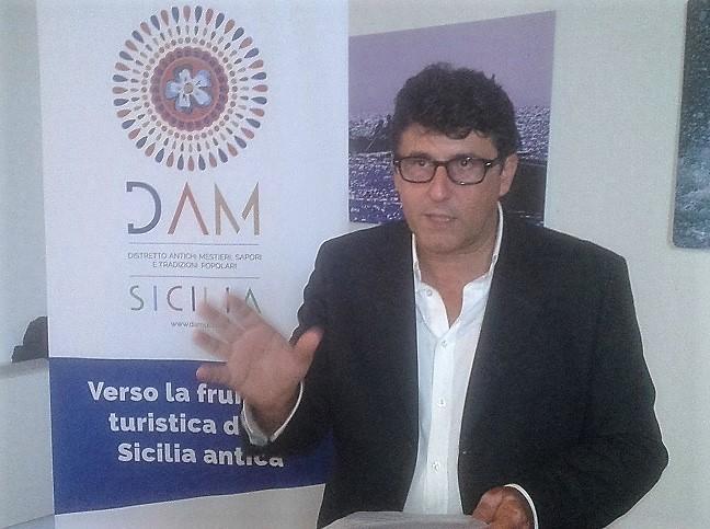 Il Distretto Antichi Mestieri e Tradizioni di Sicilia alla WTM di Londra