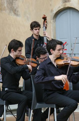 I Quartetti Uniti della Scuola di Musica di Fiesole a Firenze