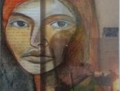 ritratto di donna di anna maria pisano