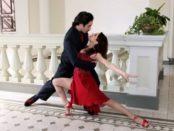 Leonardo Felix Elias e Victoria Arenillas in Io tango