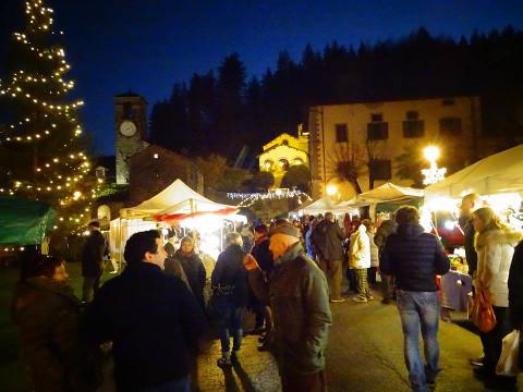 mercatini di Natale a palazzuolo sul Senio