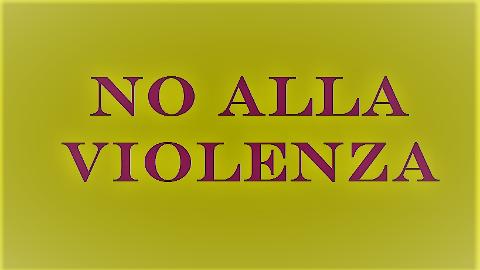 La violenza non ha sesso