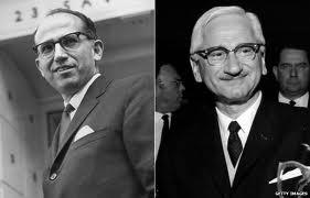 Jonas Salk e Albert Sabin