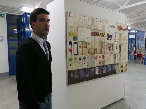 """Sobre Almas"", mostra dell'artista spagnolo Salvador Samper a Pontedera"