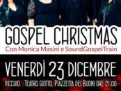 concerto gospel al teatro giotto di vicchio