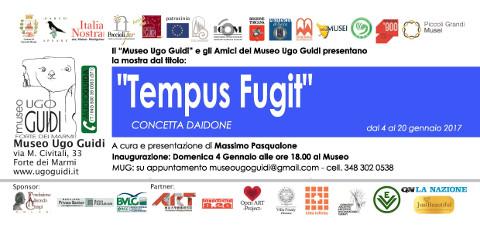 """La mostra """"Tempus Fugit"""" di Concetta Daidone a Forte dei Marmi"""