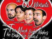 30 spettacoli in 60 minuti a Roma
