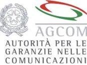 logo Agcom