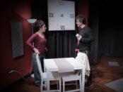 Daniele Marcori e Deborah Fedrigucci in Ancora un'ora