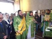 Liturgia ortodossa a Cagliari