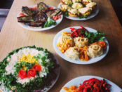 piatti di The Migratory Cooks