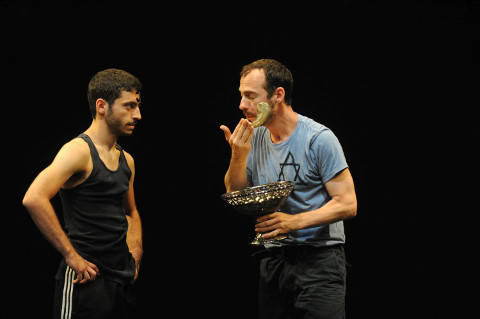 """We love arabs"" al Teatro di Rifredi di Firenze"