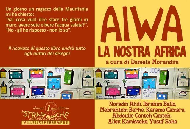 """Presentazione del libro """"Aiwa la nostra Africa"""" a Roma"""