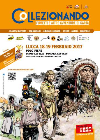 """""""Collezionando 2017"""" a Lucca"""