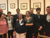 Comitato per gli Immigrati a Montecitorio