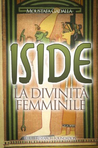 copertina di Iside La divinità femminile