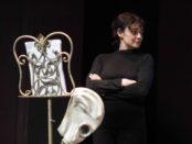 Elena Arvigo nei Monologhi dell'atomica