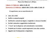 Mercatino di Solidarietà a Milano