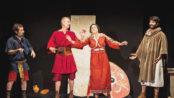 Abaco teatro in Miles gloriosus