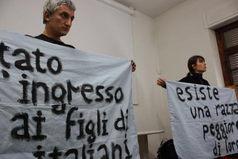 Diritti umani con il teatro nelle scuole toscane