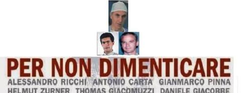 In ricordo del Dr. Alessandro Ricchi e della sua équipe