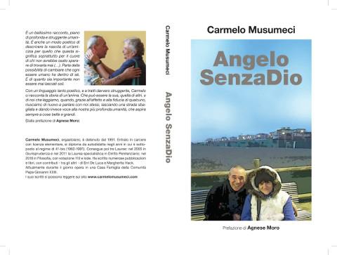 """""""Angelo SenzaDio"""", l'ultimo libro di Carmelo Musumeci"""