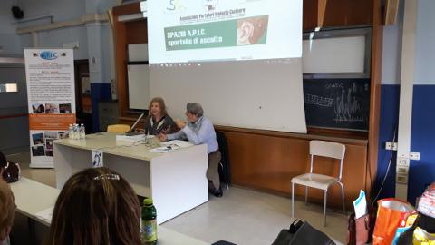 Silvana Baroni Pesce e Paolo De Luca