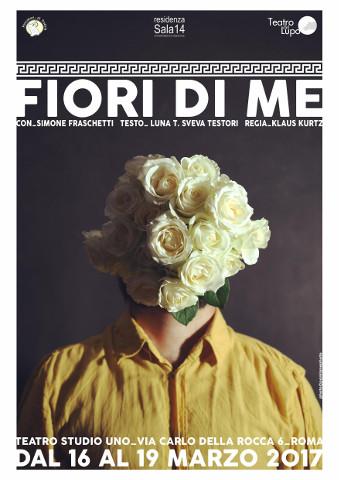 """""""Fiori di me"""" al Teatro Studio uno di Roma"""