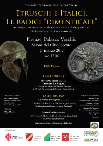 convegno su etruschi e italici a Firenze