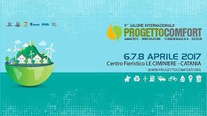 9° Salone internazionale Progetto Comfort a Catania