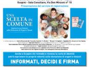 assemblee su donazioni di organi a Guspini